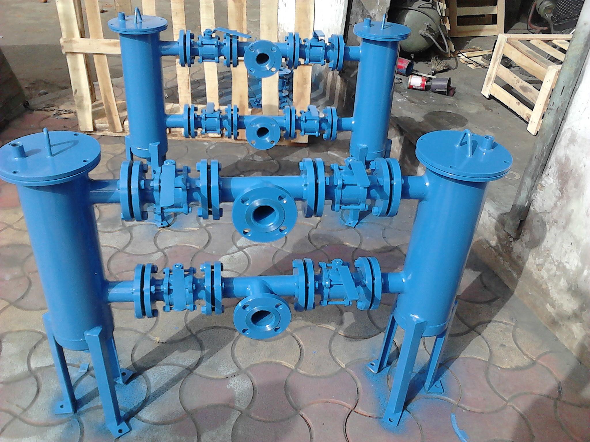 Duplex Oil Filter