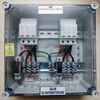 Solar DCDB Array Junction Box