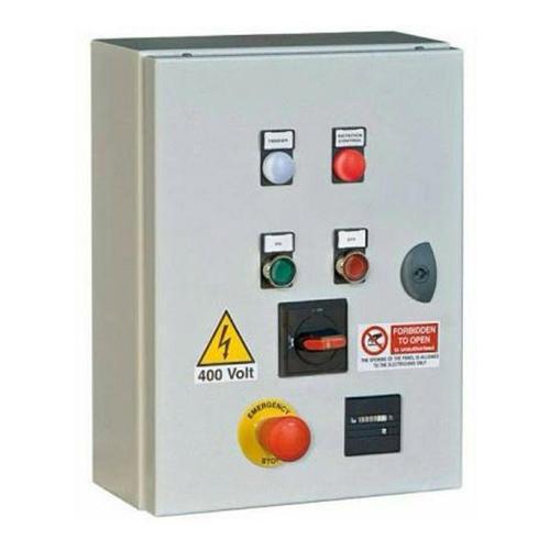 Solar ACDB Combiner Box