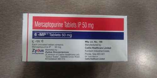 6-MP-Mercaptopurine tablets