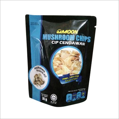 Vacuum Fried Mushroom Chips