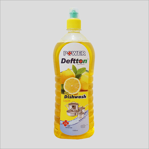 1000 ML Deftton Lemon Fresh Dishwash