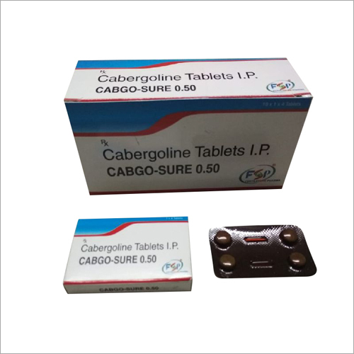 Cabergoline Tablets IP