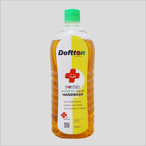 1000 ML Deftton Anticeptic Liquid Hand wash