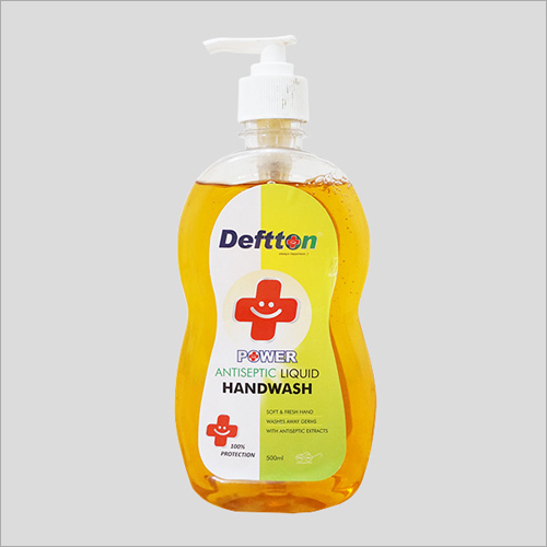 500 ML Deftton Anticeptic Liquid Handwash