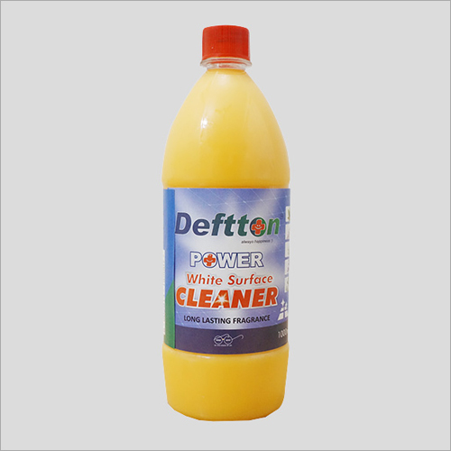 1000 ML Deftton Yellow Floor Cleaner