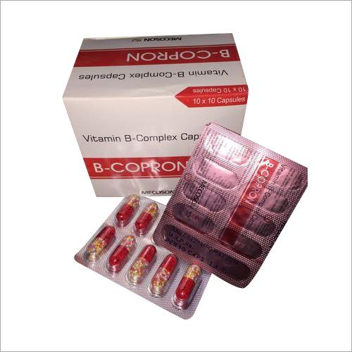 Vitamin B-Complex Capsules