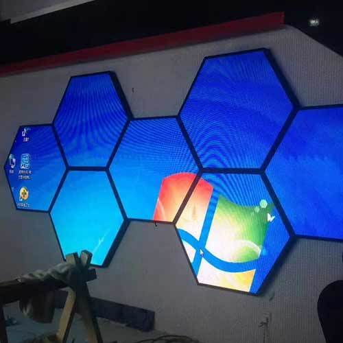 Outdoor LED Large Screen Display