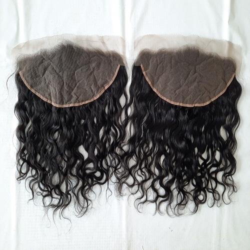 Vintage Wavy 13x4 Frontal,unprocessed Hair