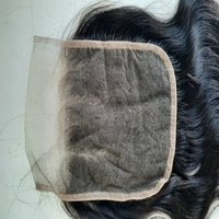 Transparent Lace Closure,tangle And Shedding Free