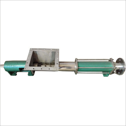 Wide Throught Screw Pump