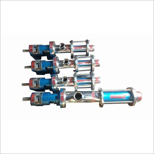 Chemical Screw Pump