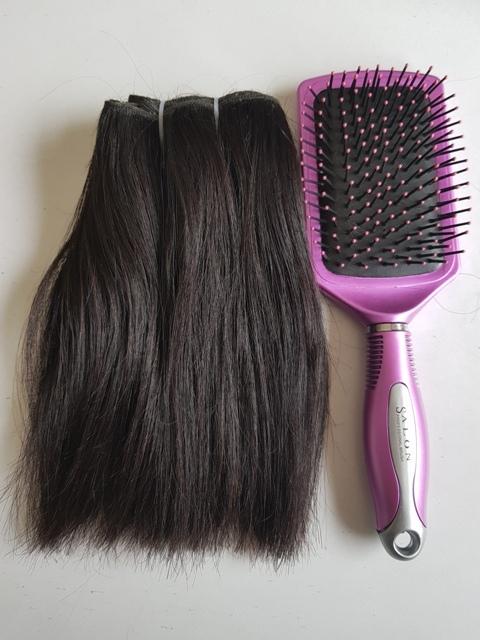 Permanent Straight Human Hair