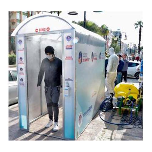Full Body Sanitizer Spray Chamber