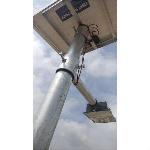 07 Watts Solar Street Light System with Li ion Battery
