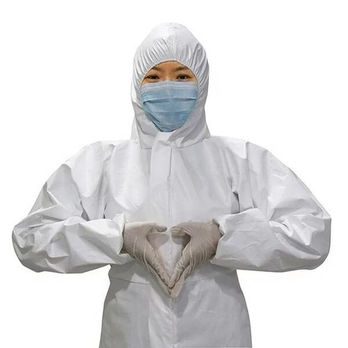 PPE Kit Medical Protective Coverall Gown