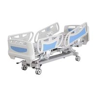 5 functions Electric ICU Bed