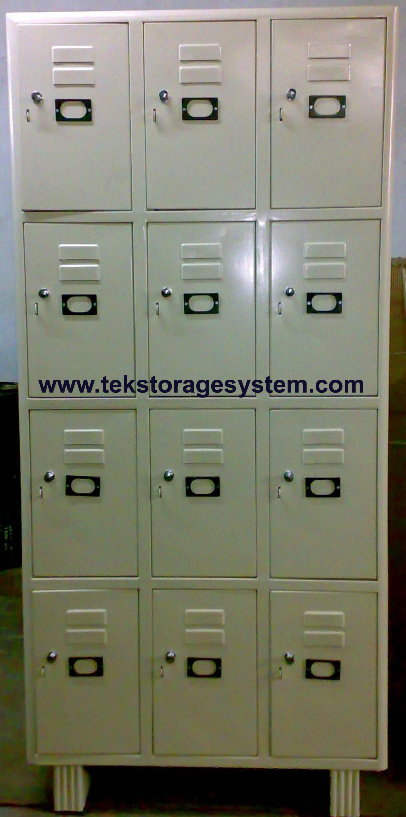 Industrial Worker Locker 12 Door