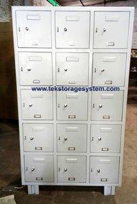 Industrial Worker Locker 15 Door