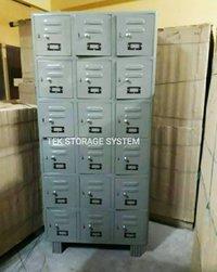 Industrial Worker Locker 18 Door