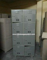 Industrial Worker Locker - 8 Door