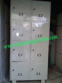 Industrial Worker Locker 8 Door