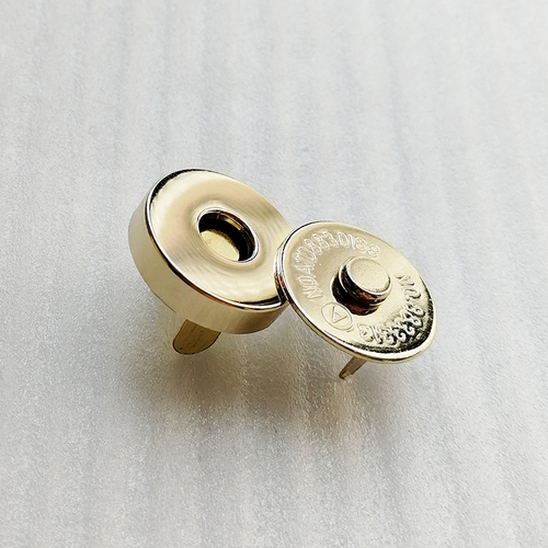 18*4mm Strong Iron Round Snap Magnet Button For Bag/ Clothing Accessories Hd195-19