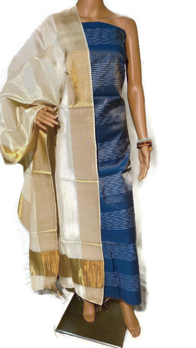 Silk Plain Long Dupatta