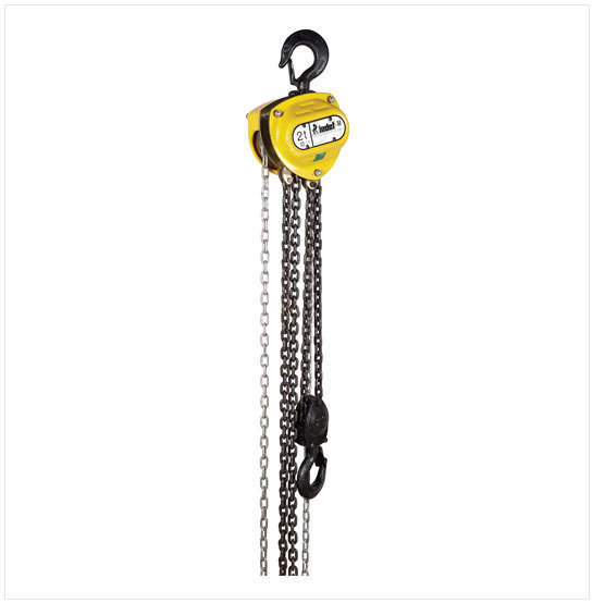 Indef M Chain Pulley Block