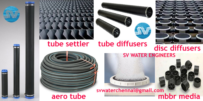 Air Diffuser for Waste Water Treatment