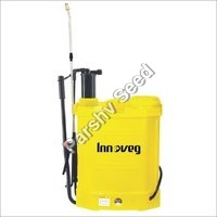 Sanitizer Pump Battery And Hand Operated Spray Pump