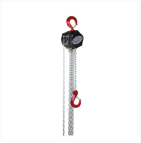 Stier S Pro Chain Pulley Block