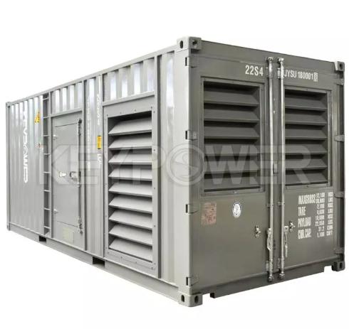 Keypower UK/US CUMMINS Diesel Generators 50Hz