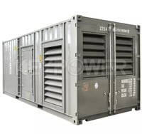 US CUMMINS Diesel Generators