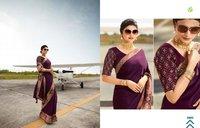 Idian  Banarasi Silk