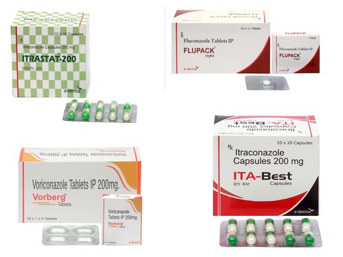 Antifungal Tablets and Cream