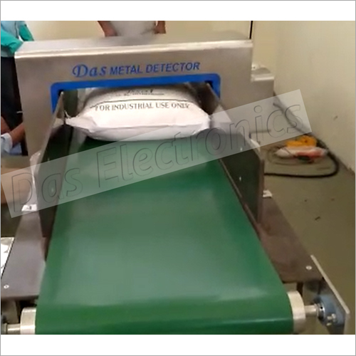 Jumbo Bag Metal Detector