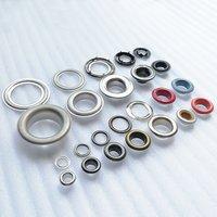 Fashion Custom Metal/Brass Button Mesh Eyelet