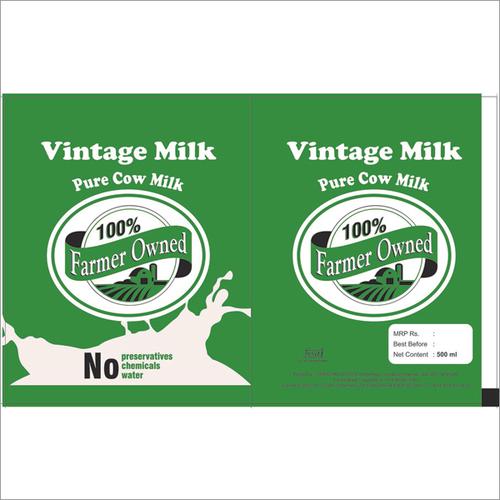 Milk Pouches
