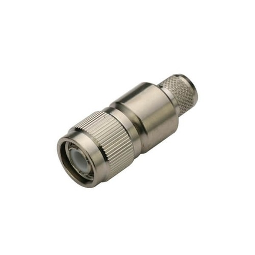 TNC Connector For RG8 Straight Male Crimp Type For Cable LMR400,RG213