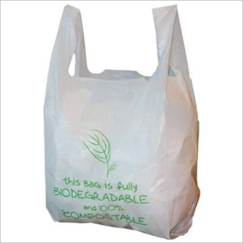 Biodegradable Compostable Plastic Bags