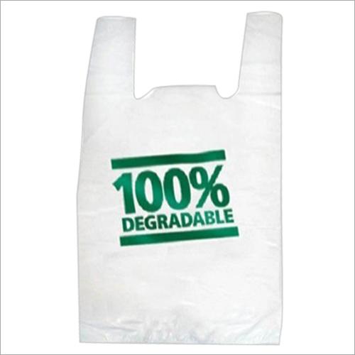 Degradable Printed Plastic Bag