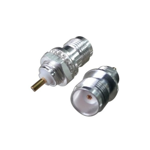 TNC Connector Sraight Bulkhead Female Solder Type
