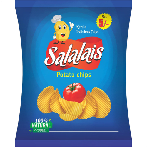 Potato Chips Pouch