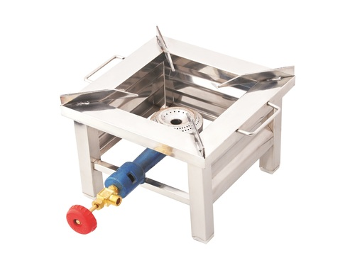 Commercial SS Single Burner Gas Stove