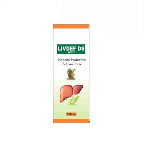 200 ML Hepato Protective And Liver Tonic