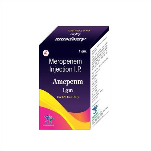 1 GM Meropenem Injection IP