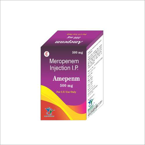 500 MG Meropenem Injection IP