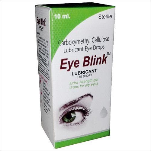 10 ML Carboxymethyl Cellulose Lubricant Eye Drops