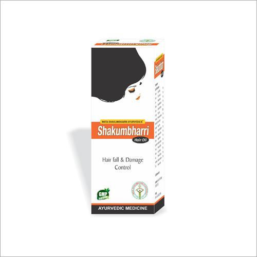 Shakumbharri Hair Oil